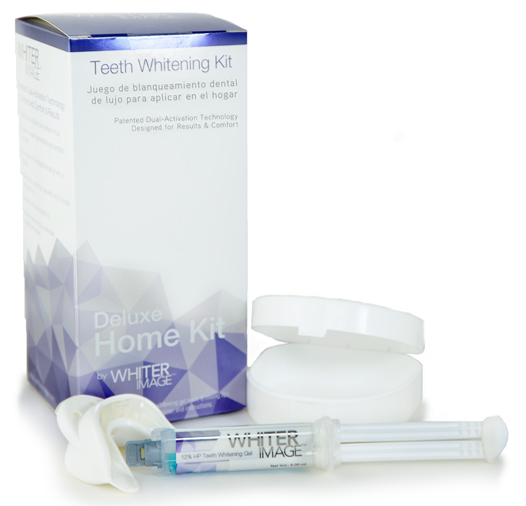 Whiter Image Teeth Deluxe At Home Kit