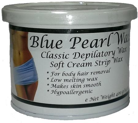 Blue Pearl Wax Crystal Lagoon